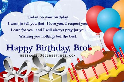 imagenes de happy birthday little brother happy birthday brother 365greetings com