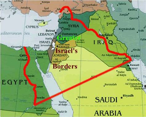 map of greater daily jackup is a quot greater israel quot now a greater