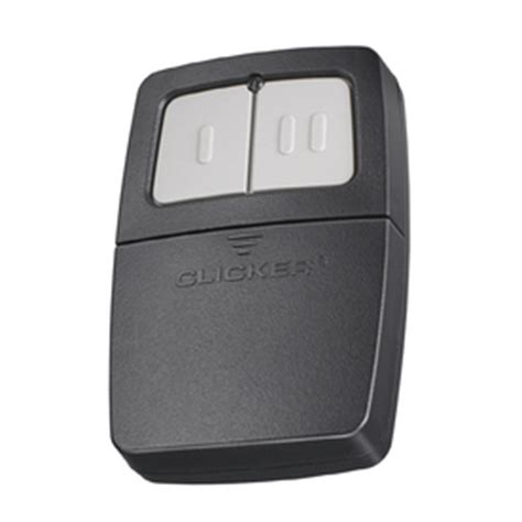 Garage Door Opener Clicker Manual Clicker Garage Door Doors