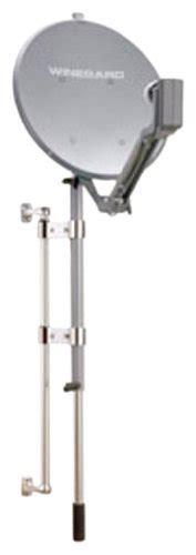 tv antenna grand sales winegard mm 3084 18 quot digital satellite antenna truck rv mount