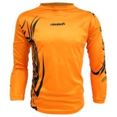 maglia portiere maglia portiere junior colore arancio nero reusch