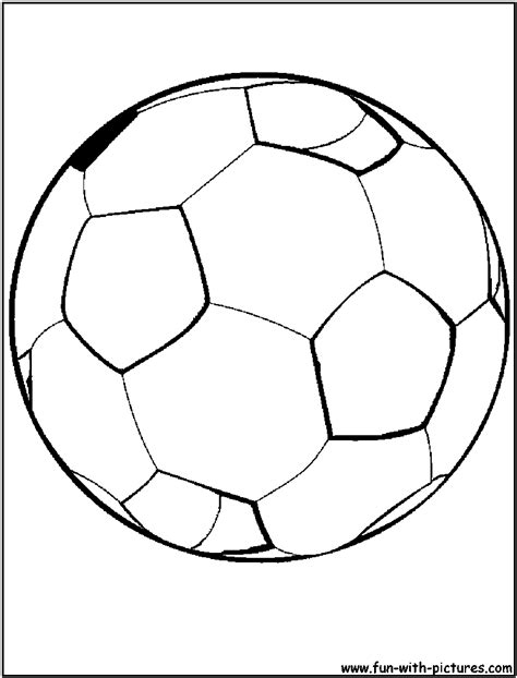 soccer is fun coloring pages
