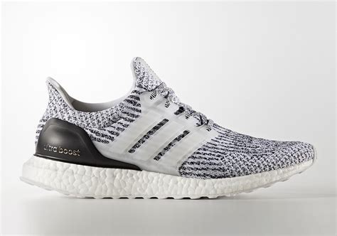 Sepatu Adidas Ultra Boost 3 0 Oreo Black White Original adidas ultra boost 3 0 oreo release date info sneakernews