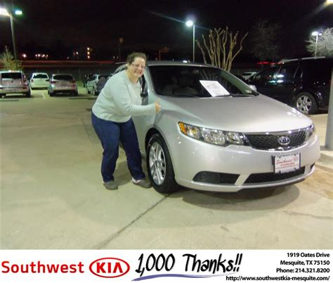 Southwest Kia In Mesquite Happy Birthday To Tammy Chambers From Carlos Urrutia And