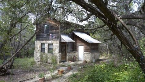 gulley creek cabin in wimberly tub bbq pit and land