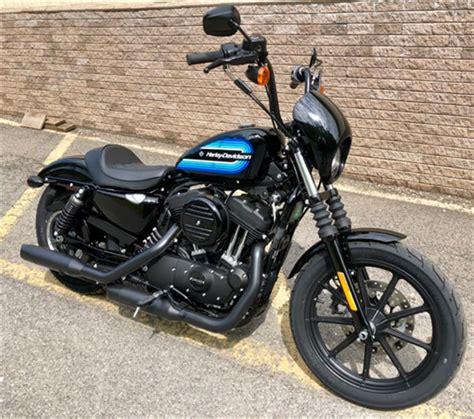 2019 Harley Davidson Sportster Iron 1200 Rg S Almost