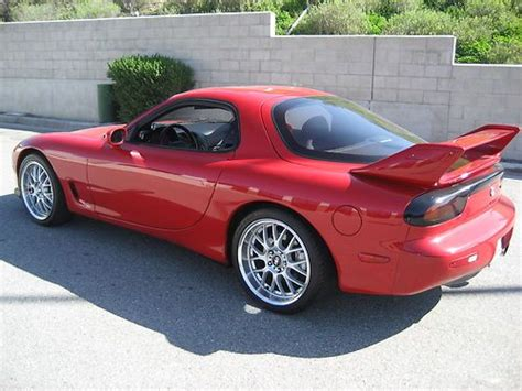 mazda united states buy used 1993 mazda rx7 r1 rare in la puente california