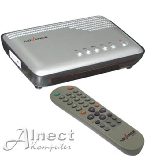 Tv Tuner Merk Advance jual tv tuner advance atv318 digital pc tv box tv tuner alnect komputer web store