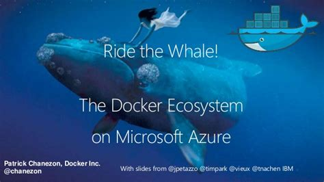 docker tutorial azure devoxx france 2015 the docker orchestration ecosystem on