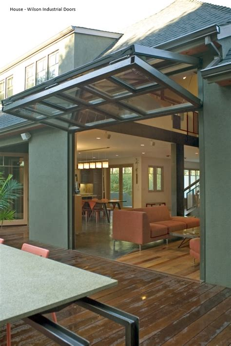 Glass Overhead Door Doing Glass Bi Fold Doors The Right Way Wilson Doors