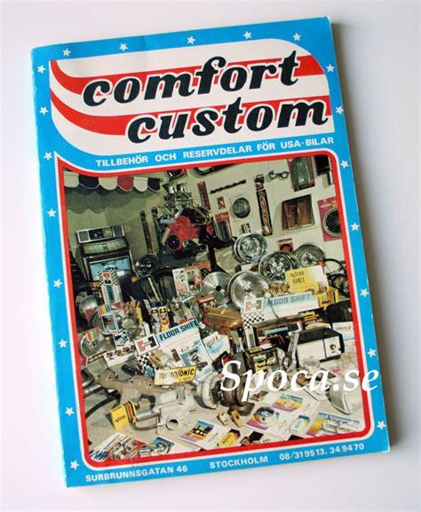 custom comforts comfort custom spoca se
