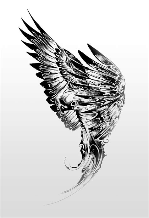 Si Illustrations by Swirling Pen And Ink Wildlife By Si Colossal