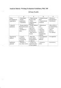 Essay Grading Rubric Template by Essay Grading Rubric Writing Lab Attractionsxpress Attractions Xpress