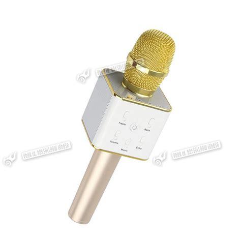 Mic Karaoke Bluetooth Q7magic Karaoke Bluetooth Q7 T2709 q7 portable mini magic wireless bluetooth karaoke player microphone speaker ktv ebay