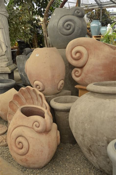 Unique Planters Pots by Unique Italian Terracotta Planters