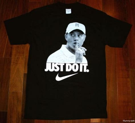 new tiger woods t shirt 1funny