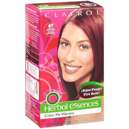 herbal essences hair color clairol herbal essences disco inferno permanent hair