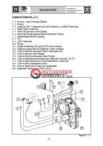 zf ergopower transmission 4 wg 130 160 service auto