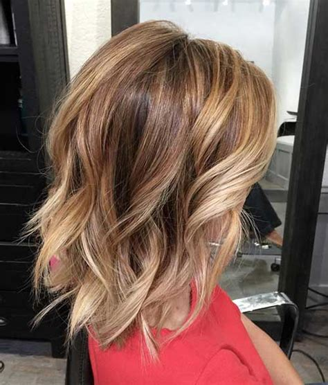 Balayage Hairstyle by 20 Balayage Bob Hair Bob Hairstyles 2017