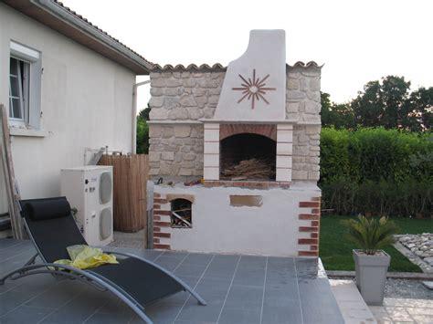 Fabriquer Un Barbecue En Dur by Cuisine Construire Barbecue Construire Un Barbecue