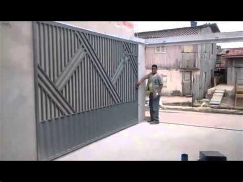 compact main gate design youtube