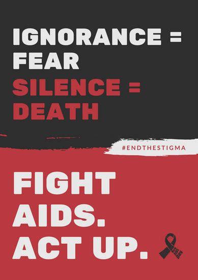 aids awareness color customize 36 hiv aids poster templates canva