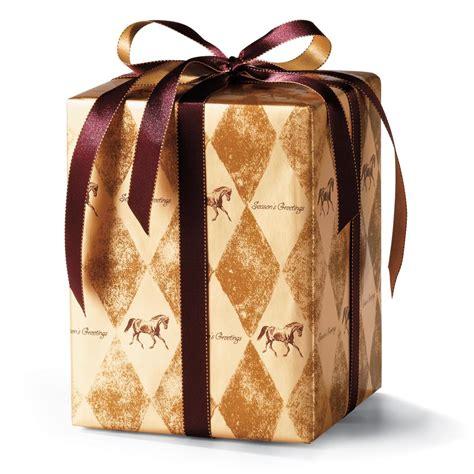 gold foil gift wrap harlequin horses heavy gold foil gift wrap roll www