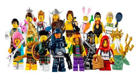 Exklusif Lego 8831 Lego Minifigures Series 7 Complete Limited lego 8831 minifigures series 7 review