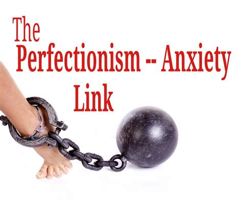 perfectionism  anxiety link ann silvers ma