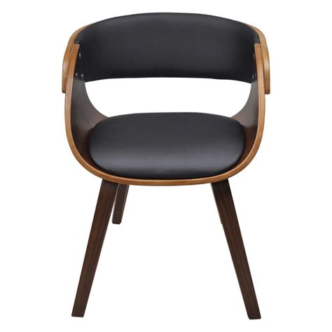 Bentwood Dining Chair Dining Chair With Padded Bentwood Seat Www Vidaxl Ie