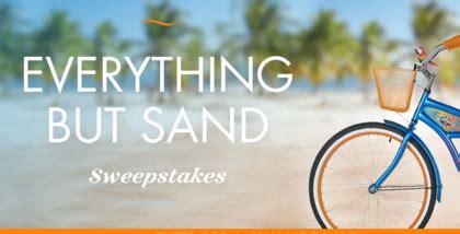 Norwegian Cruise Sweepstakes - norwegian cruise lines everything but sand sweepstakes sun sweeps
