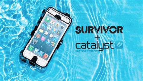 griffin survivor iphone 5 waterproof case griffin s survivor catalyst waterproof case for the