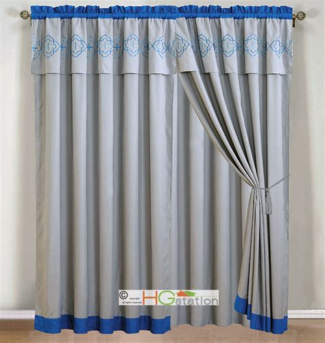 irs section 645 silver blue curtains 28 images curtains amazing silver