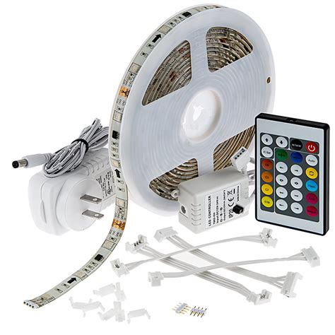 Outdoor Rgb Led Strip Light Kit Color Chasing 12v Led Led Light Kits