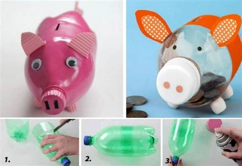 How To Make A Piggy Bank Out Of Paper Mache - diy piggy banks home design garden architecture