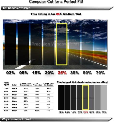 Peinfen You Tint Isi 10 audi a5 2dr 08 10 precut window tint medium 25 vlt ebay