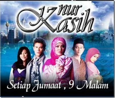 film malaysia nur kasih its all about journey