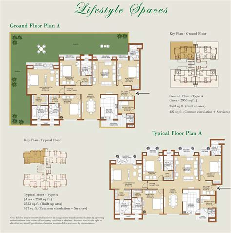 floor site plans ats golf