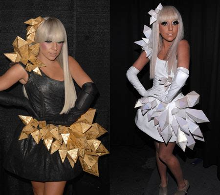 Gaga Origami Dress - gaga the official of inhouse jasper garvida
