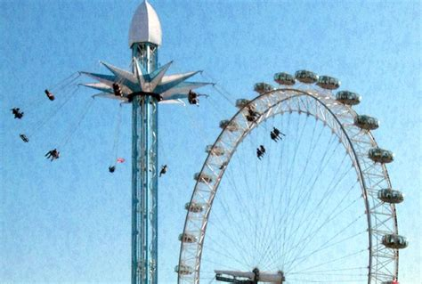 Starflyer Swing Ride To Set New Heights In Orlando