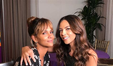 Halle Berry Finally Gets by Why Halle Berry Finally Revealed S Extratv