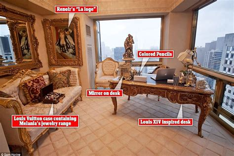 trumps apartment photos video inside donald trump s 100 million new york