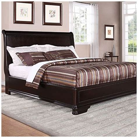 Trent Complete King Bed At Big Lots Bedroom Ideas Big Lots Bed Frame