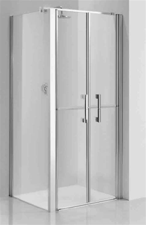 Saloon Shower Doors Corner Shower Enclosures With Height Glass And Stable Door Access