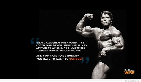 Teh Fitne arnold schwarzenegger motivational quotes quotesgram