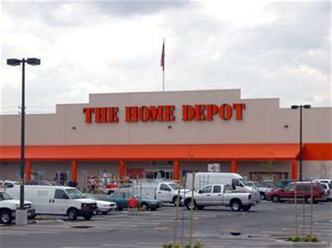 home depot marina hours