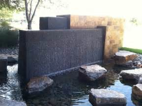 modern water feature uploaded by user