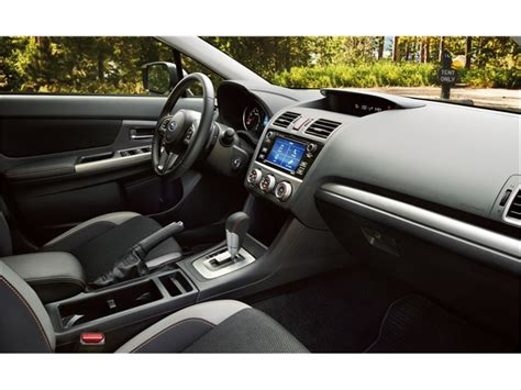 2017 subaru crosstrek interior subaru crosstrek prices reviews and pictures u s