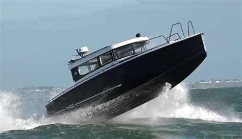motorboat and yachting videos xo 360 sea trial from motor boat yachting youtube
