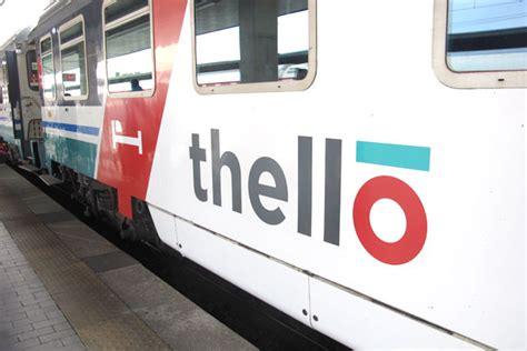 Thello Sleeper by New Passholder Fares On Thello Acp Rail